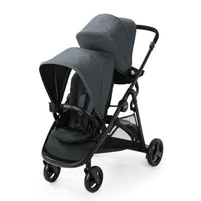 Ready2Grow™ 2.0 Double Stroller
