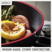 Select by Calphalon™ Hard-Anodized Nonstick 7-Quart Dutch Oven with Cover image number 2
