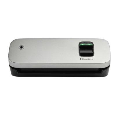 FoodSaver® VS1150 Space Saving Food Vacuum Sealer, Silver