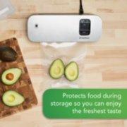 vacuum sealer and bags help protect food for fresh taste image number 4