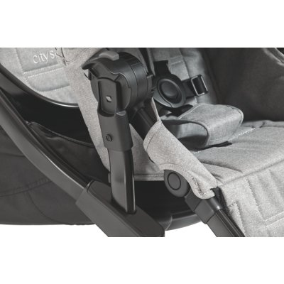 Second seat attachment for city select® LUX stroller